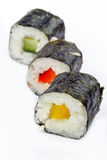Sushi choice Stock Photography