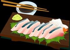 Sushi, Chopsticks, Culture, Fish Royalty Free Stock Image