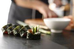 Sushi. Royalty Free Stock Images