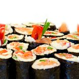 Sushi close-up Stock Photo