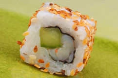 Sushi closeup Royalty Free Stock Photo