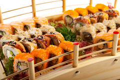Sushi Collection Stock Photo