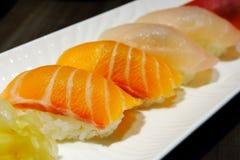 Sushi complejo del sashimi Fotos de archivo