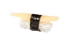 Sushi con l'uovo di pesce Fotografie Stock