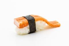 Sushi crab stick. Stock Image