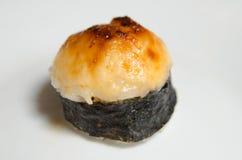 Sushi cuits au four photos libres de droits