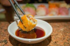 Sushi délicieux Photographie stock