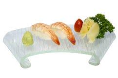 Sushi d'EBI Images libres de droits