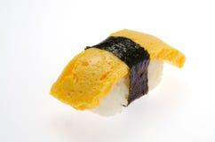 Sushi d'oeufs Photo libre de droits