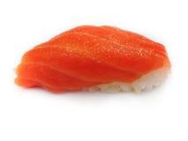 Sushi de color salmón Foto de archivo