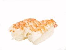 Sushi de crevette Image libre de droits