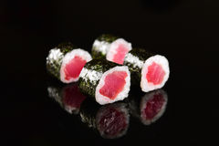 Sushi de Hossomaki Foto de archivo libre de regalías