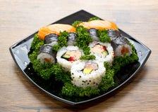 Sushi de Japão Fotografia de Stock Royalty Free