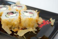 Sushi de Japão Fotografia de Stock