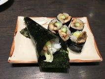 Sushi de Japón imágenes de archivo libres de regalías