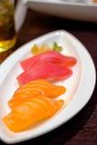 Sushi de Japón Imagen de archivo
