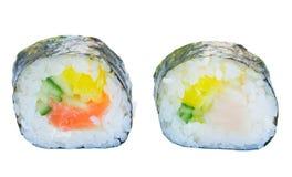 Sushi de Japaneese Fotos de archivo libres de regalías