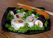 Sushi de Japão Imagem de Stock