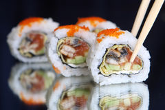 Sushi de Maki Fotos de archivo