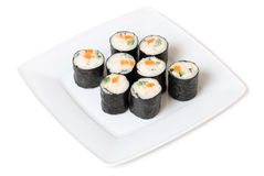 Sushi de Maki Image stock