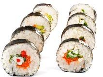 Sushi de Maki Photographie stock libre de droits