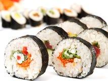 Sushi de Maki Images libres de droits