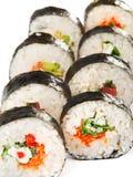 Sushi de Maki Photos libres de droits