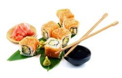 Sushi de Maki fotografia de stock royalty free