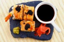 Sushi de Maki Imagem de Stock