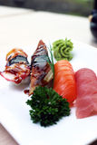 Sushi de Nigiri Photo stock