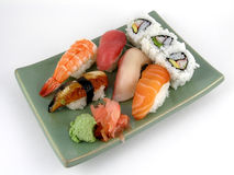 Sushi de Nigiri image stock