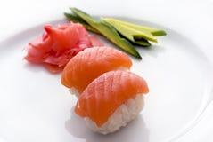 sushi de nigiri Photos stock