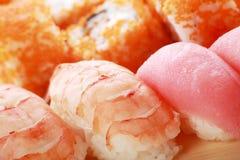 Sushi de Nigiry Imagens de Stock
