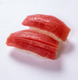 Sushi de Otoro (Tuna Belly gorda) Foto de Stock Royalty Free