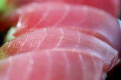 Sushi de thon Images libres de droits