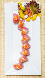 Sushi de thon Photo libre de droits