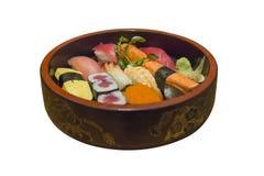 Sushi de variété image libre de droits