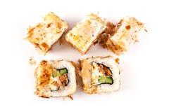 Sushi del bonito Fotografía de archivo libre de regalías