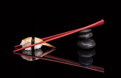Sushi del gamberetto immagini stock