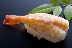 Sushi del gambero fotografia stock