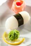 Sushi del gambero immagini stock libere da diritti