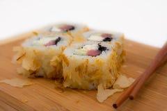 Sushi del Giappone Fotografia Stock