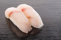 Sushi del Tai Imágenes de archivo libres de regalías