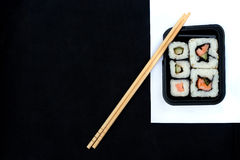 Sushi delight Royalty Free Stock Photos