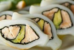 Sushi dell'occhio di Eqyptian Fotografia Stock Libera da Diritti