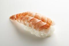 Sushi di Ebi Nigiri immagini stock