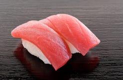 Sushi di Maguro Fotografie Stock