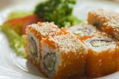 Sushi di Maki Immagini Stock