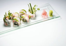 Sushi di Maki Immagini Stock Libere da Diritti