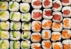 Sushi di Maki Fotografie Stock